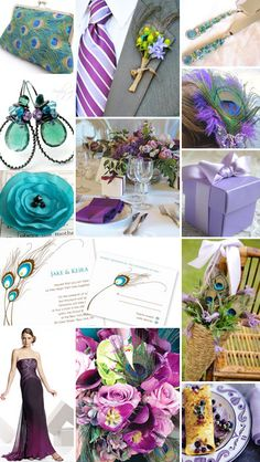 A peacock wedding theme, peacock party, or peacock themed event is full of beautiful jewel toned colors that are sure to please and catch the eye. Description from newenglandfineliving.com. I searched for this on bing.com/images