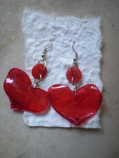 Furniture, Fashion, Health and Beauty, Electronics and Plastic Earrings, Plastic Jewelry, Plastic Beads, Plastic Bottle Crafts, Recycle Plastic Bottles, Recycled Bottles, Recycled Crafts, Bottle Jewelry, Shrinky Dinks