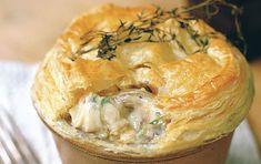 Chicken and mushroom pie recipe | GoodtoKnow