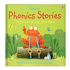 Usborne Phonics Stories - Timberdoodle - Beginning Readers