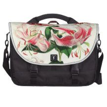 Asiatic Lily Flowers Floral Commuter Bag