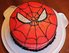For my Buddy's 3rd birthday recently, I made him this delicious, awesome…