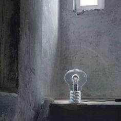 Ingo Maurer Bulb Tischleuchte http://www.flinders.de/ingo-maurer/ #ingomaurer #bulb