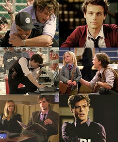 Mathew Gray Gubler -my favorite character in criminal minds! <3