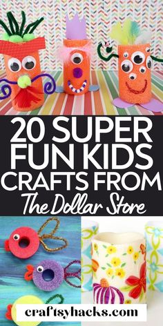 Summer Crafts For Toddlers, Summer Arts And Crafts, Toddler Arts And Crafts, Easy Arts And Crafts, Summer Crafts For Kids, Craft Projects For Kids, Crafts For Children, Campfire Crafts For Kids, Back To School Crafts For Kids