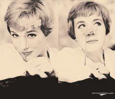 Julie Andrews. Found on Tumblr.