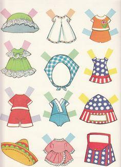 Paper Dolls~PeeWee - Bonnie Jones - Picasa Webalbumok