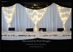 Image result for black and white wedding backdrop