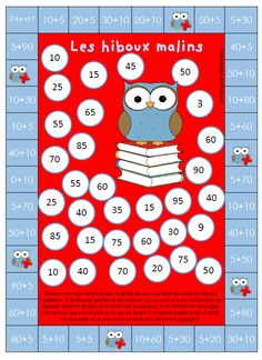 Math - (page - nicole ni papier Math 2, 1st Grade Math, Math Board Games, Math Games, Montessori Math, Learning Styles, Numeracy, Early Childhood Education, Kindergarten Worksheets