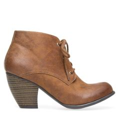 I bought these shoes in brown and black...my favorite shoes to wear in the fall :D