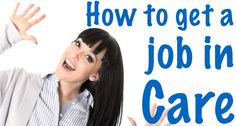The largest care jobs and nurse jobs careers site in the UK. Find job vacancies and careers information in care today.