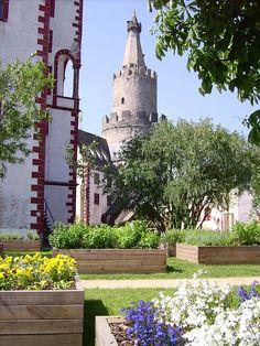 Gartenkultur Thüringen | Gera - Parks und Gärten in Gera und Umgebung