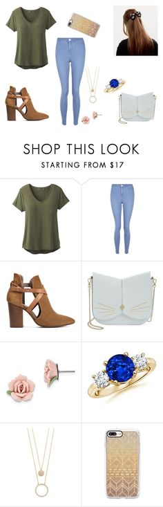Going To The Park by holypotato on Polyvore featuring prAna, New Look, H London, Ted Baker, Kate Spade, 1928 and Casetify