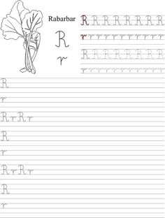 Worksheets For Kids, Kids And Parenting, Handwriting, Coloring Books, Children, Alphabet, Speech Language Therapy, Learning, School