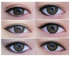 Eyeliner Options