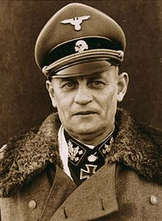 """SS Ogruf Walter Krüger (27 Feb 1890 – 22 May 1945) committed suicide in the Courland Pocket. Knight's Cross on 13 Dec 1941 as SS-Brigadeführer and Generalmajor of the Waffen-SS and commander of the SS-Polizei-Div; 286th Oak Leaves on 31 Aug 1943 as SS-Gruppenführer and Generalleutnant of the Waffen-SS and commander of SS-Panzergrenadier-Div """"Das Reich""""; 120th Swords on 11 Jan 1945 as SS-Obergruppenführer and General of the Waffen-SS and commanding general of VI. Waffen-Armeekorps der SS"""