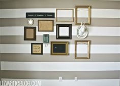 Striped Wall & How to