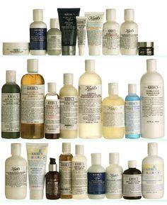 Kiehl's, I love the liquid body soap, shampoo, face products, eye cream, lip balm...you get the message.  - Randi