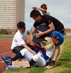 クリックすると新しいウィンドウで開きます Baseball, Japan, Memes, Sports, Nihon, Dragons, Korean, Characters, Meme