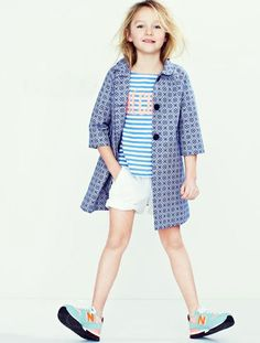 look from j crew kids spring 2014 collection