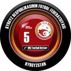 DNZ Football Buttons: Seleção do Quirguistão
