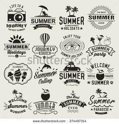 Summer Vectores en stock y Arte vectorial | Shutterstock