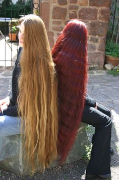 hair this long