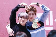 160214 UP10TION Incheon FansigningBit-to and GyujinCr:  7초!  Do not edit