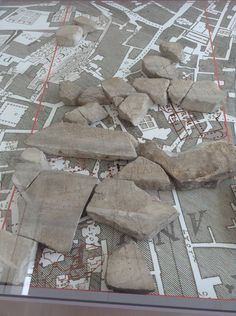 Piecing Together a Plan of Ancient Rome - Archaeology Magazine