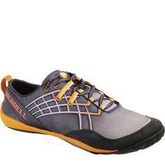 a795da9871c 41777 Merrell Men s Trail Glove 2 Casual Shoes - Black Tanga Barefoot  Running Shoes