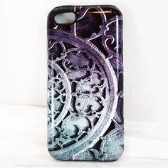 Steampunk iPhone 5c TOUGH Case - Astro Industrial - iPhone 5 c case