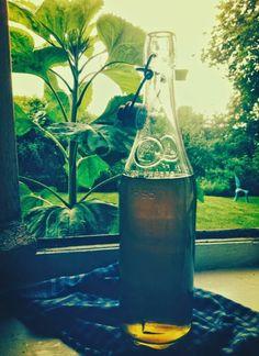 Elderflower & Mint Cordial