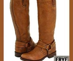Frye Harness Boots For Women