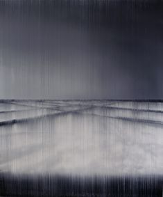"Saatchi Online Artist: Akihito Takuma; Oil 2010 Painting ""Lines of Flight-to the Sahara,op.322"""