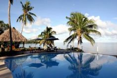 The Paradise Taveuni Resort is great for families and couples.