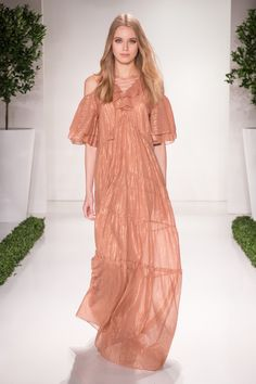 Rachel Zoe Spring 2016 Ready-to-Wear Fashion Show. For more follow www.pinterest.com/ninayay and stay positively #inspired