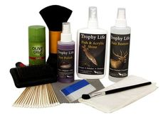 Trophy Life Cleaning Kit - Standard