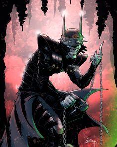 Batman Metal, Batman Dark, Batman And Superman, Dark Knights Metal, Batman Arkham Asylum, Batman Tattoo, Batman Artwork, Marvel, Joker And Harley Quinn