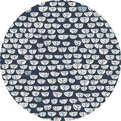 COMING SOON, Miriam Bos for Birch Organic Fabrics, The Hidden Garden, Sproutlet Dusk