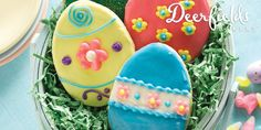 Sweet treats for Easter!