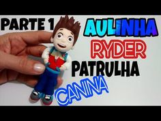 Diy Patrulha Canina Biscuit - Chase - Rejane Kesia - YouTube