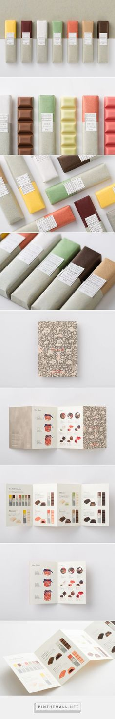 Mme KIKI chocolat : UMA / design farm... - a grouped images picture - Pin Them All umamu.jp (Chocolate Color Design)