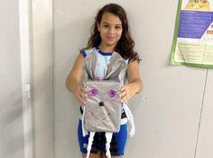 Blog do Inayá: #inayasustentavel - Professora Priscila Gama conduz alunos refletir sobre sustentabilidade