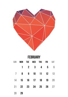 50 Absolutely Beautiful 2016 Calendar Designs - Hongkiat