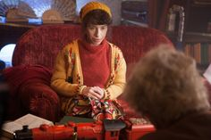 Mrs Brown, played by Sally Hawkins, has her own signature style and color motif. Find out more at http://3storymagazine.com/style-tips-paddington-bear/