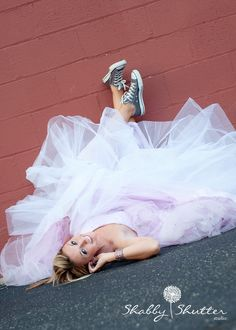 The skirt with those shoes!  So doing for next photo-shoot, not waiting till senior pictures :) change to cowboy boots