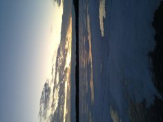 Beaver Lake winter