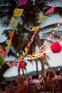 hanging decor. photo by jarrudaphotography.com