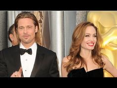 Angelina Jolie and Brad Pitt Engagement Details! - YouTube