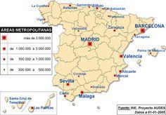 ciudades de españa - Google Search